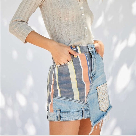 Urban Outfitters Dresses & Skirts - Urban Outfitters BDG Denim Skirt